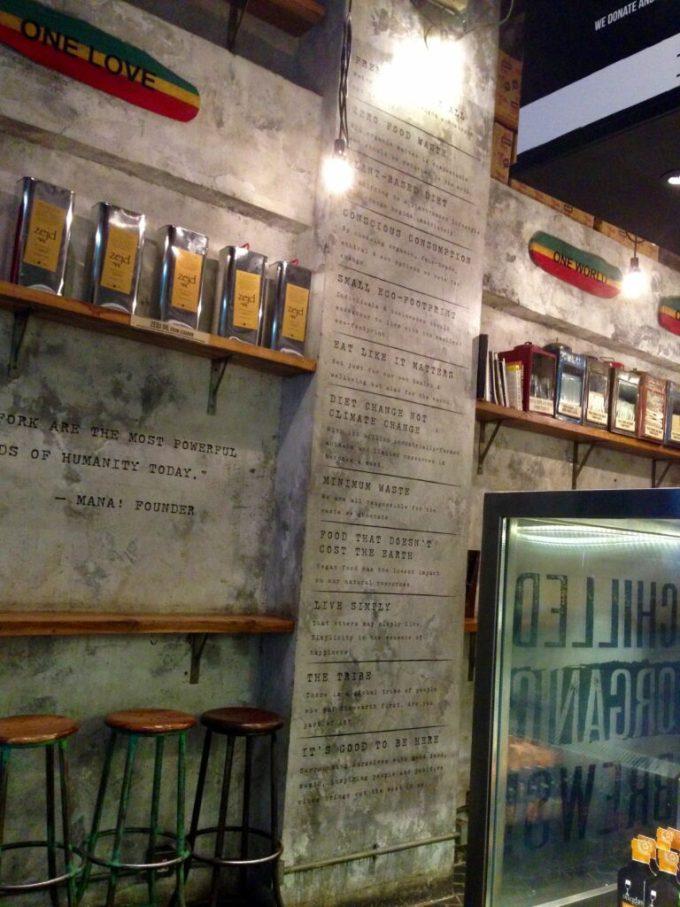 Eating Gluten Free in Hong Kong: 3ten.ca