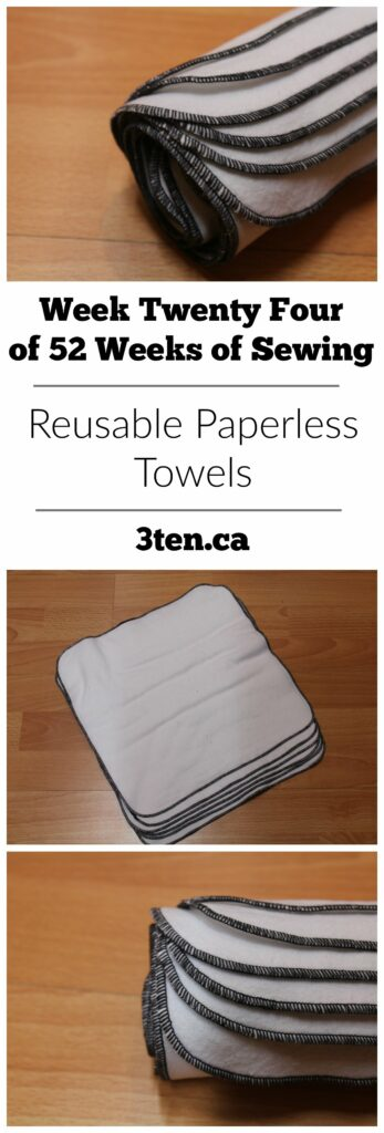 Reusable Paperless Towels: 3ten.ca
