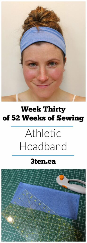 Athletic Headband: 3ten.ca