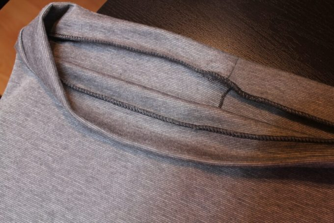 Cowl Neck Sweatshirt: 3ten.ca