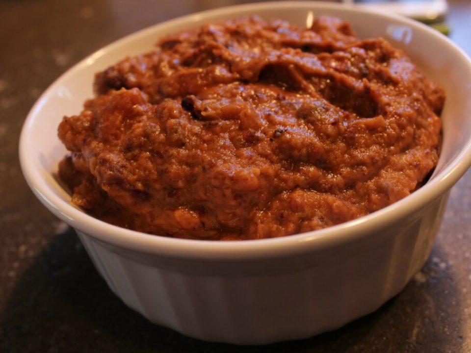 Red Bean Dip: 3ten.ca