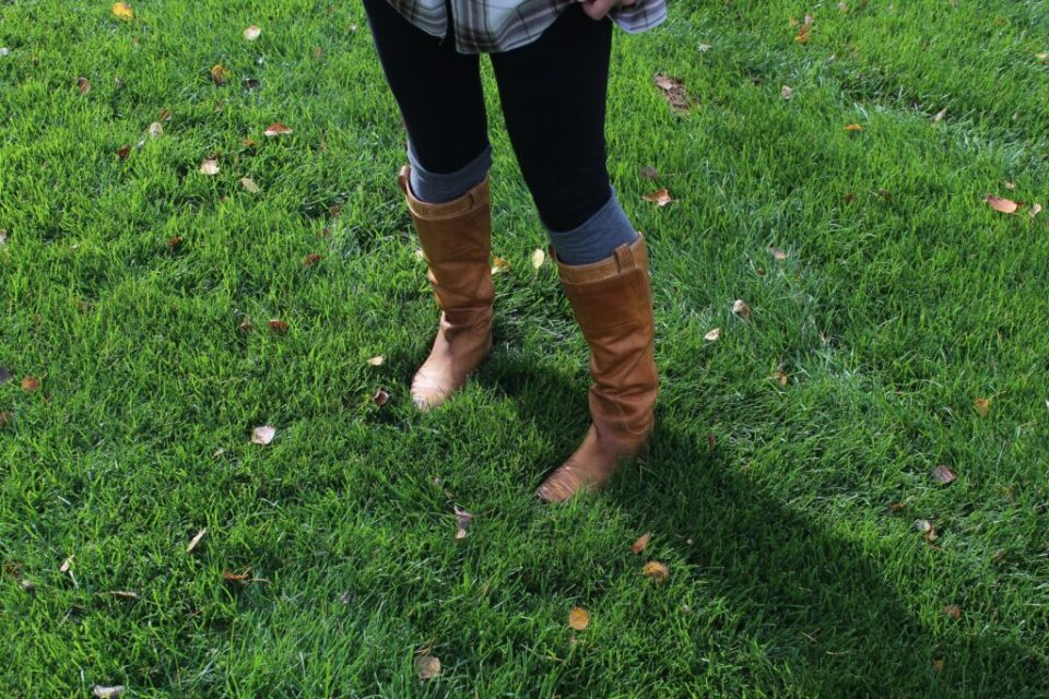 Jersey Knit Boot Cuffs: 3ten.ca