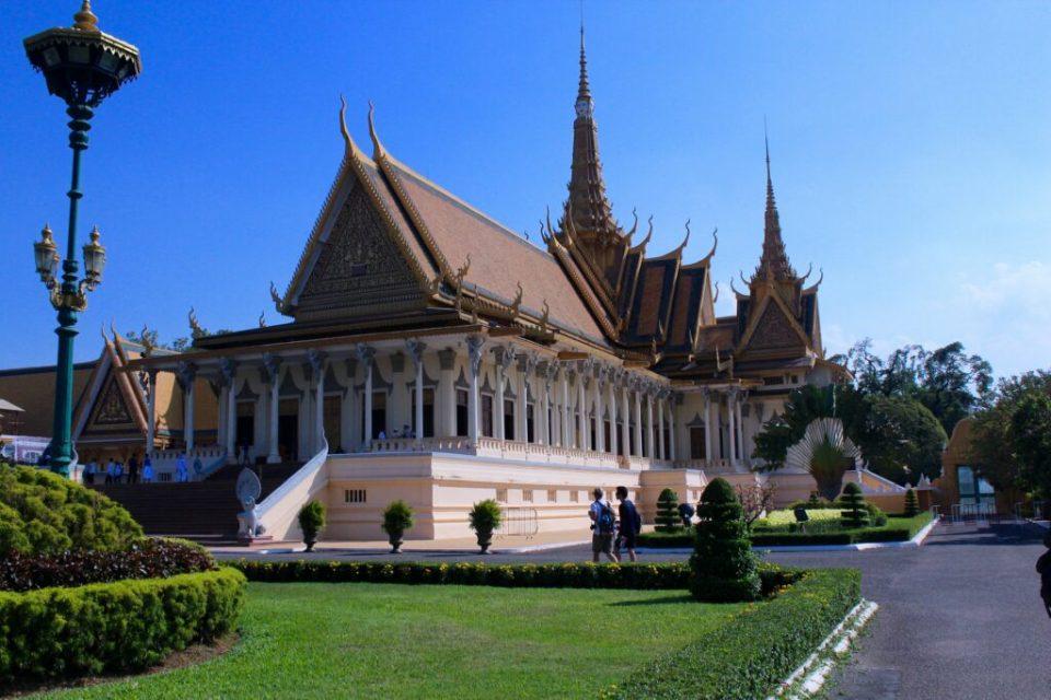 The Royal Palace Phnom Penh: 3ten.ca