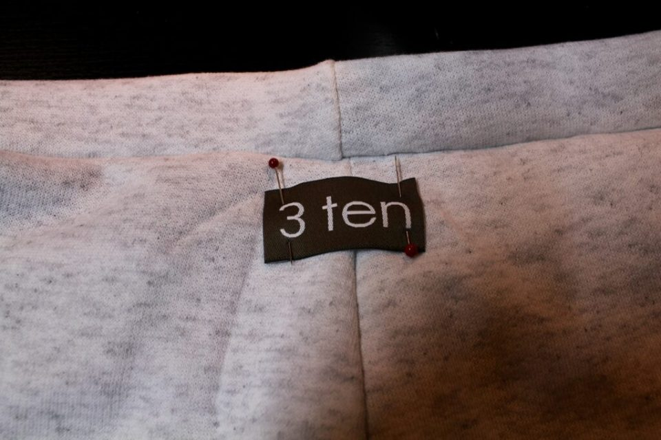 6 Seam Sweatpants: 3ten.ca