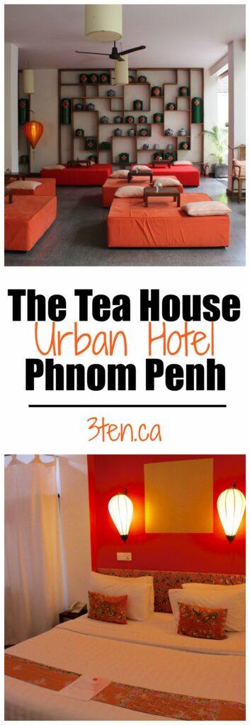 Tea House Phnom Penh: 3ten.ca