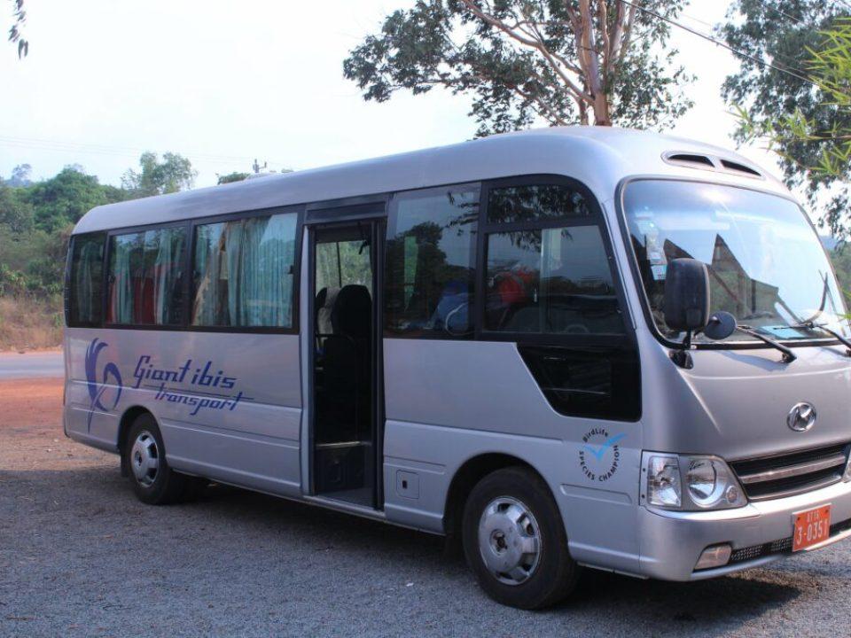 Cambodia by Bus: 3ten.ca