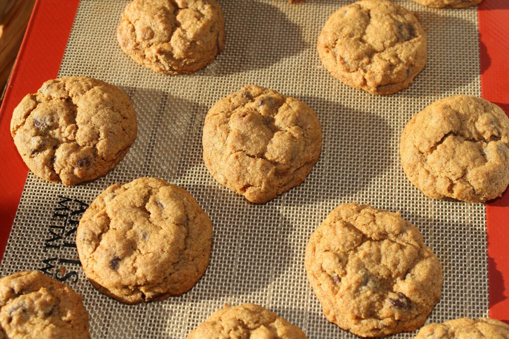 Gluten Free Pumpkin Chocolate Chip Cookies: 3ten.ca