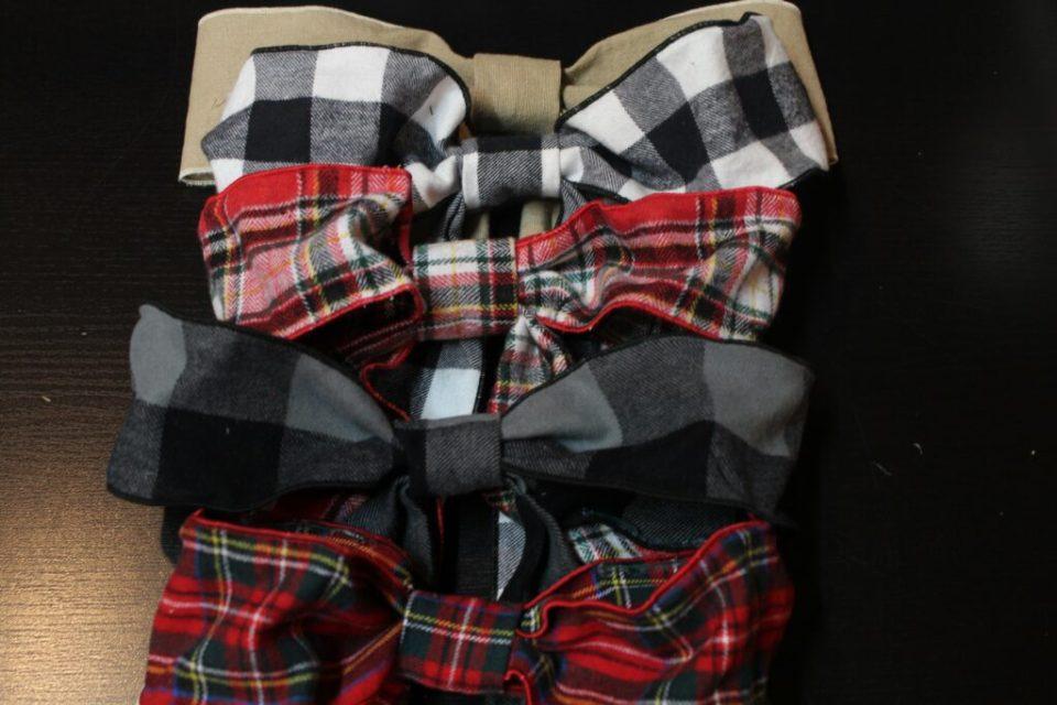 DIY Fabric Bows: 3ten.ca