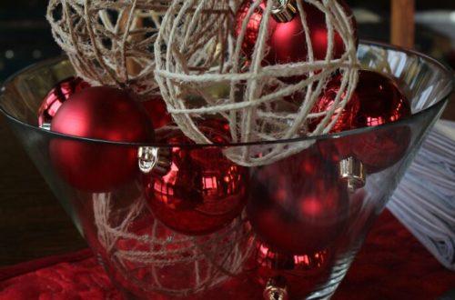 Twine Christmas Ornaments: 3ten.ca