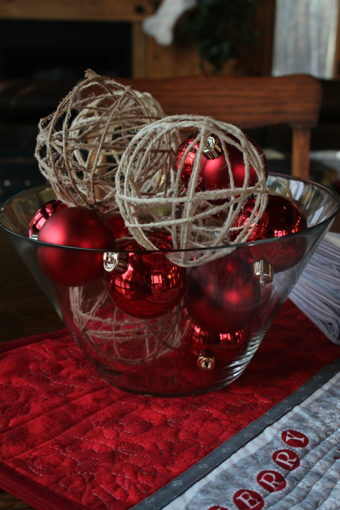 Twine Christmas Ornaments: 3ten.ca