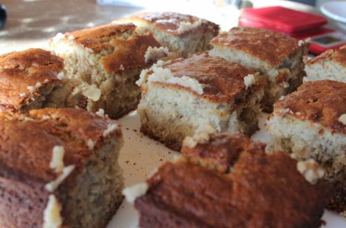 The Best Gluten Free Banana Bread: 3ten.ca