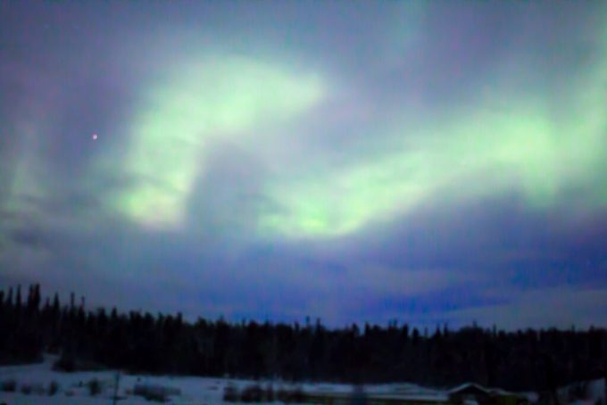 3ten.ca: Northern Lights Yellowknife