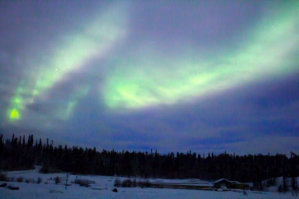Aurora Borealis: 3ten.ca