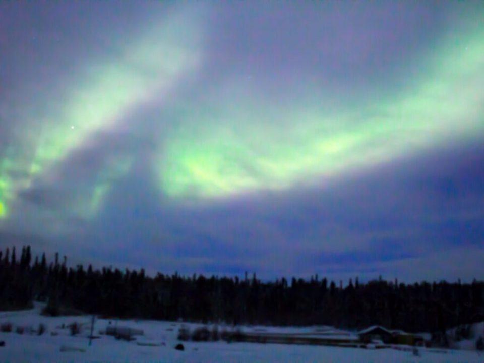 Northern Lights in Yellowknife: 3ten.ca