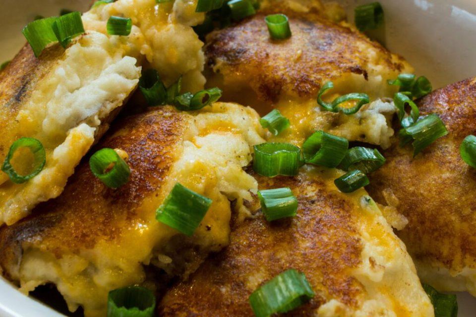 Mashed Potato Pancakes: 3ten.ca