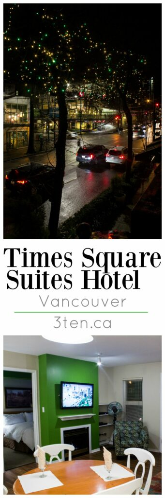 Time Square Suites Vancouver: 3ten.ca