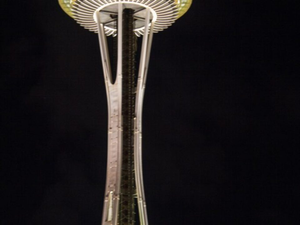 Seattle Space Needle: 3ten.ca