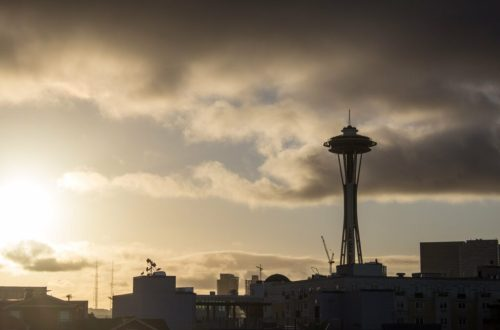 Three Days in Seattle