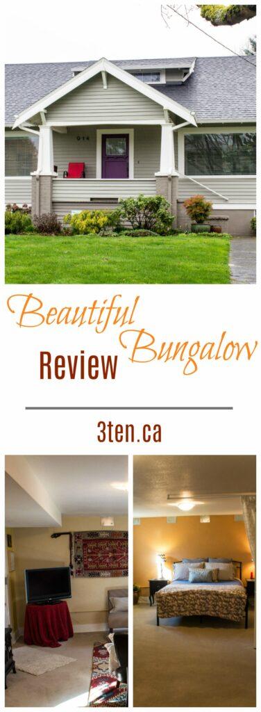 Beautiful Bungalow: 3ten.ca