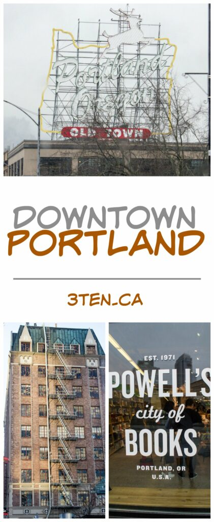 Downtown Portland: 3ten.ca