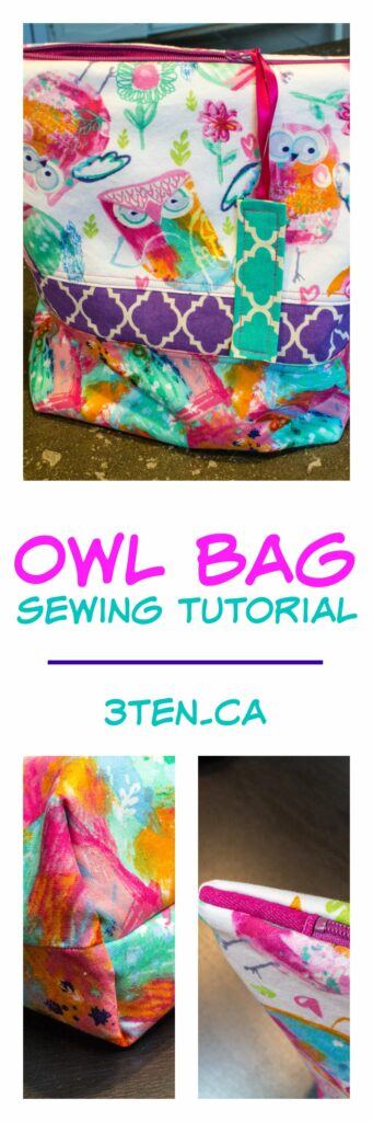 Owl Bag: 3ten.ca