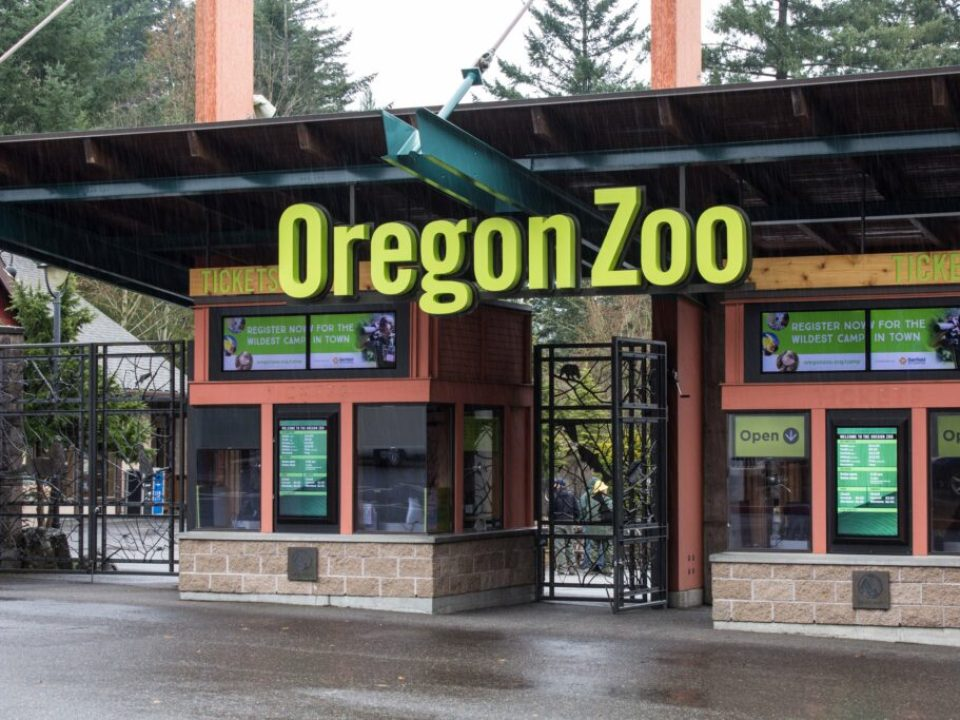 Oregon Zoo: 3ten.ca