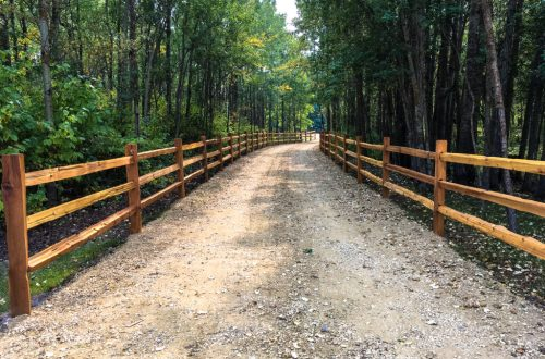 Split Rail Fence: 3ten.ca