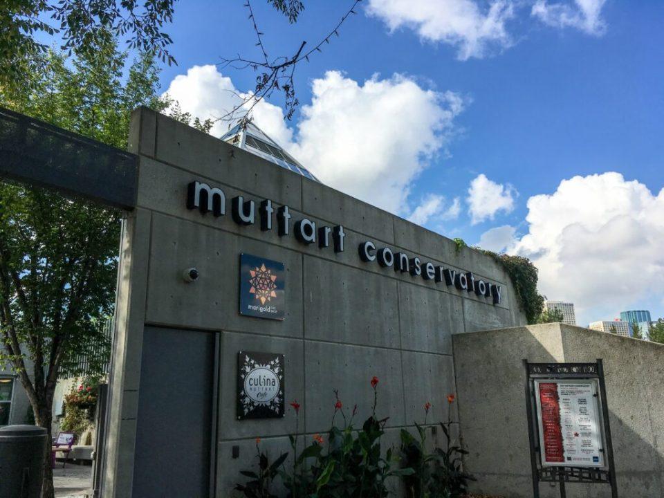 Muttart Conservatory: 3ten.ca