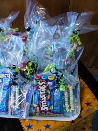Trick or Treat Bags: 3ten.ca