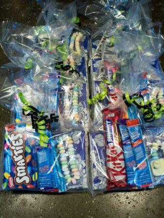 Trick or Treat Bags: 3ten.ca