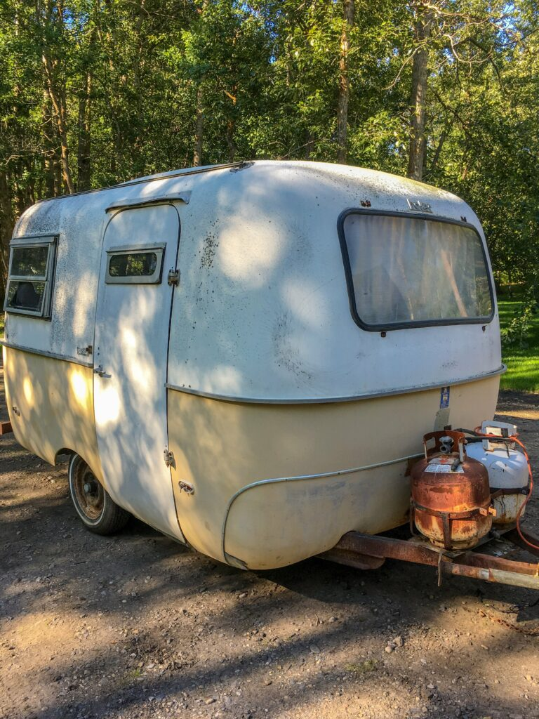 Project: Benny the Boler Before