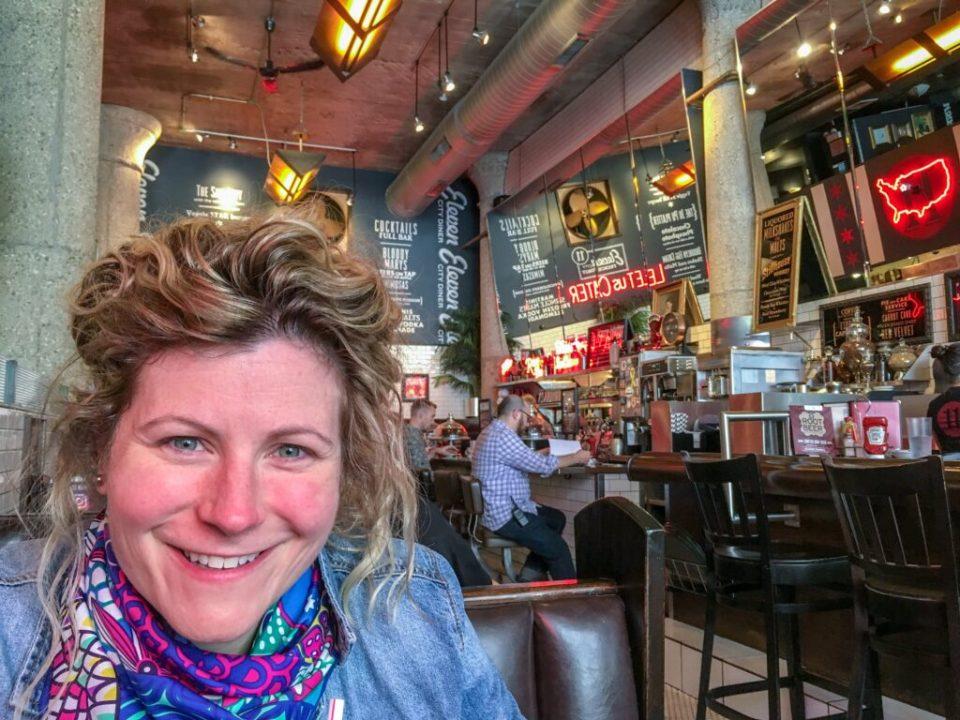 Chicago Lunch Eats: 3ten.ca