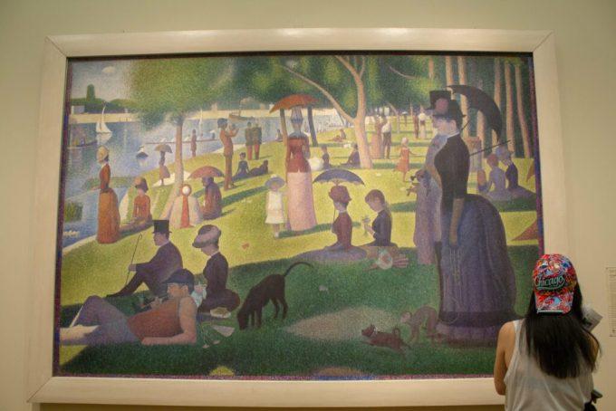 Art Institute of Chicago: 3ten.ca