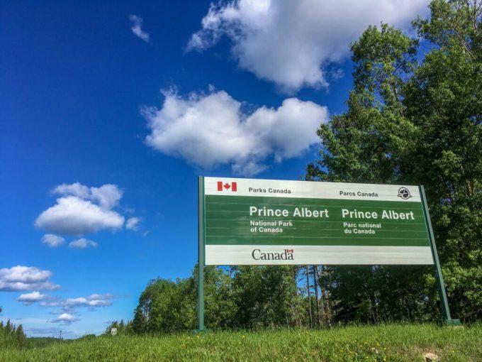 Prince Albert National Park: 3ten.ca