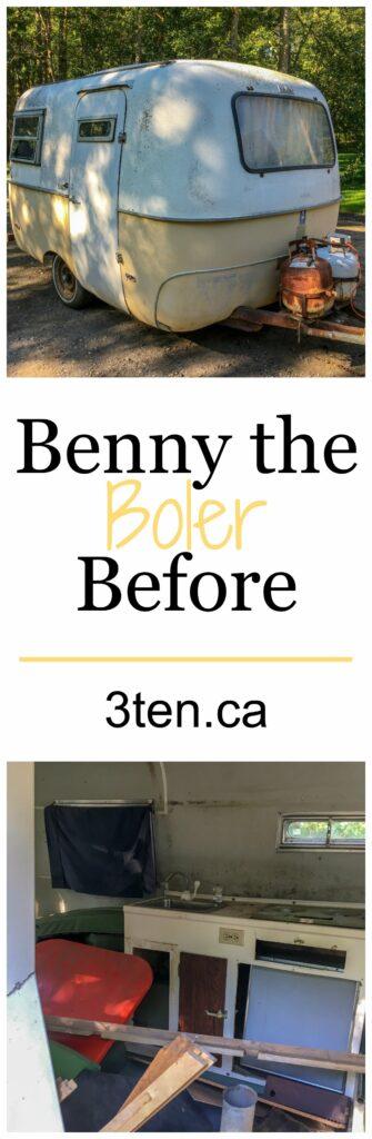 Benny the Boler Before: 3ten.ca