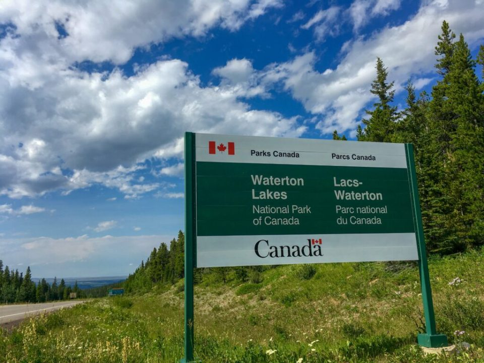 Waterton Lakes Camping 2018: 3ten.ca