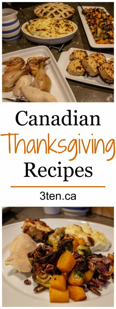 Canadian Thanksgiving Recipes: 3ten.ca