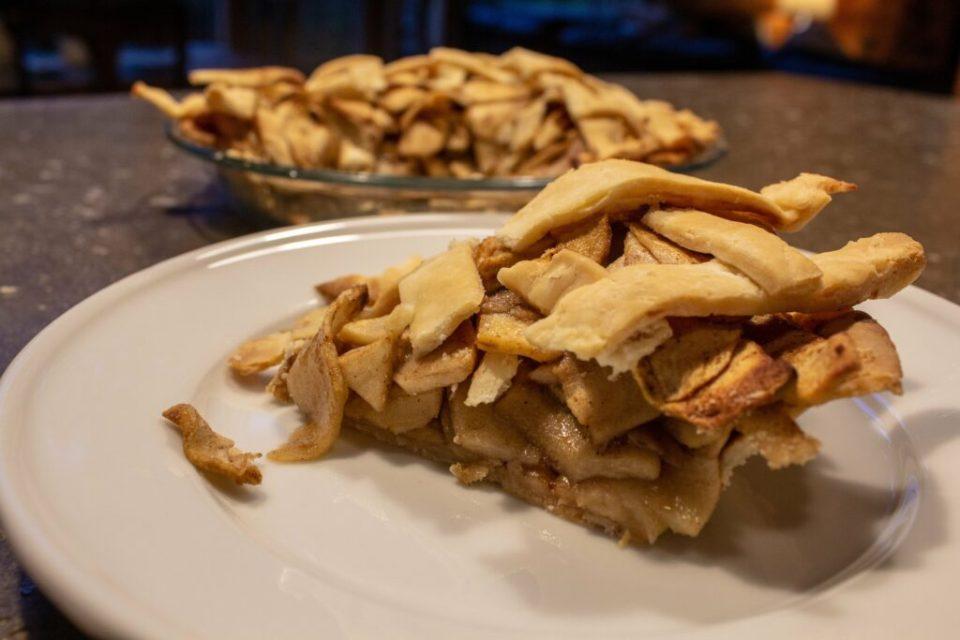 Gluten Free Apple Pie: 3ten.ca