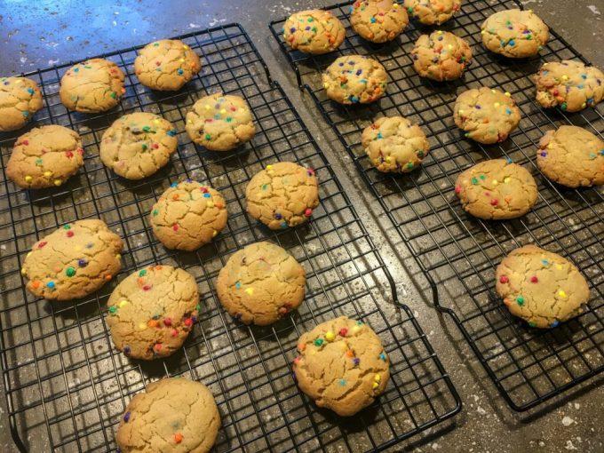 Gluten Free Rainbow Cookies: 3ten.ca