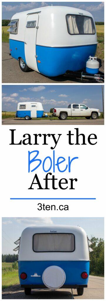 Larry the Boler After: 3ten.ca