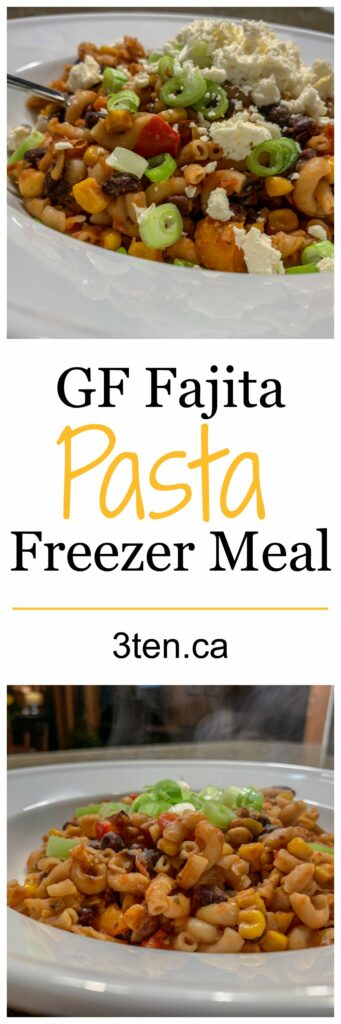 Fajita Pasta: 3ten.ca