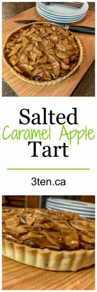 Caramel Apple Tart: 3ten.ca