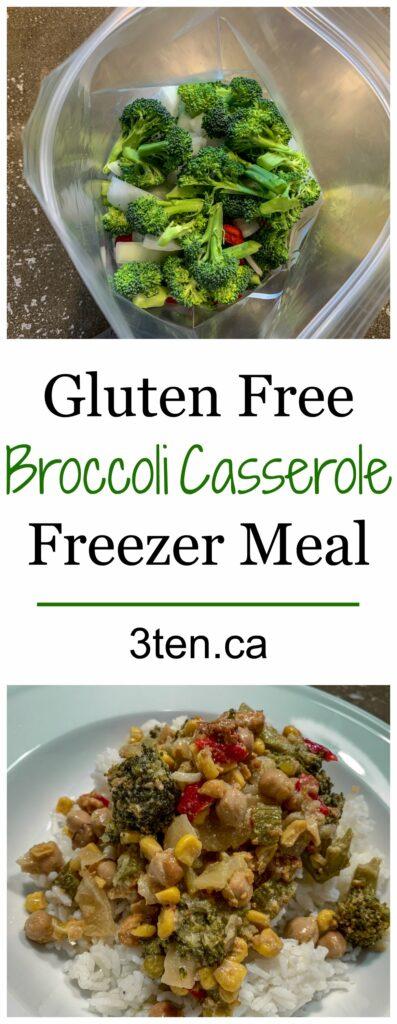 Broccoli Cheese Casserole: 3ten.ca