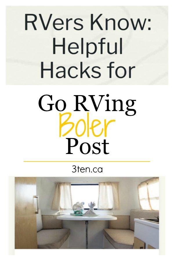 Go RVing Post: 3ten.ca