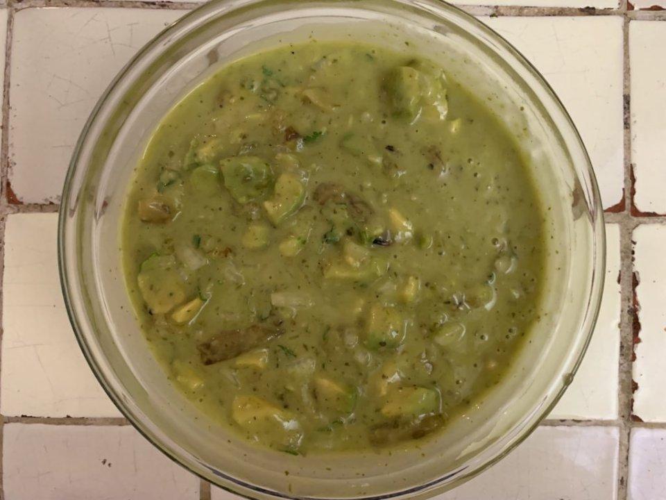Green Sauce: 3ten.ca