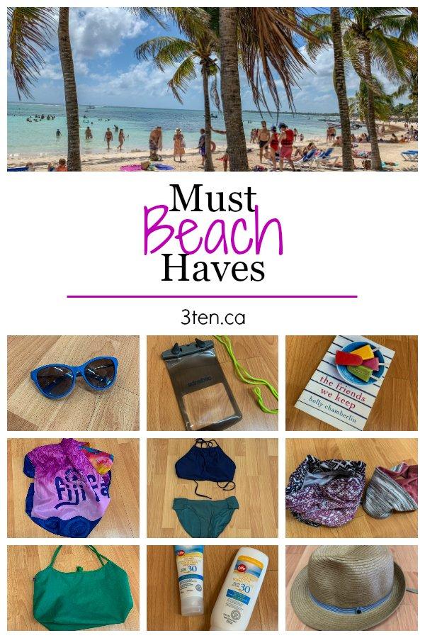 Beach Must Haves: 3ten.ca