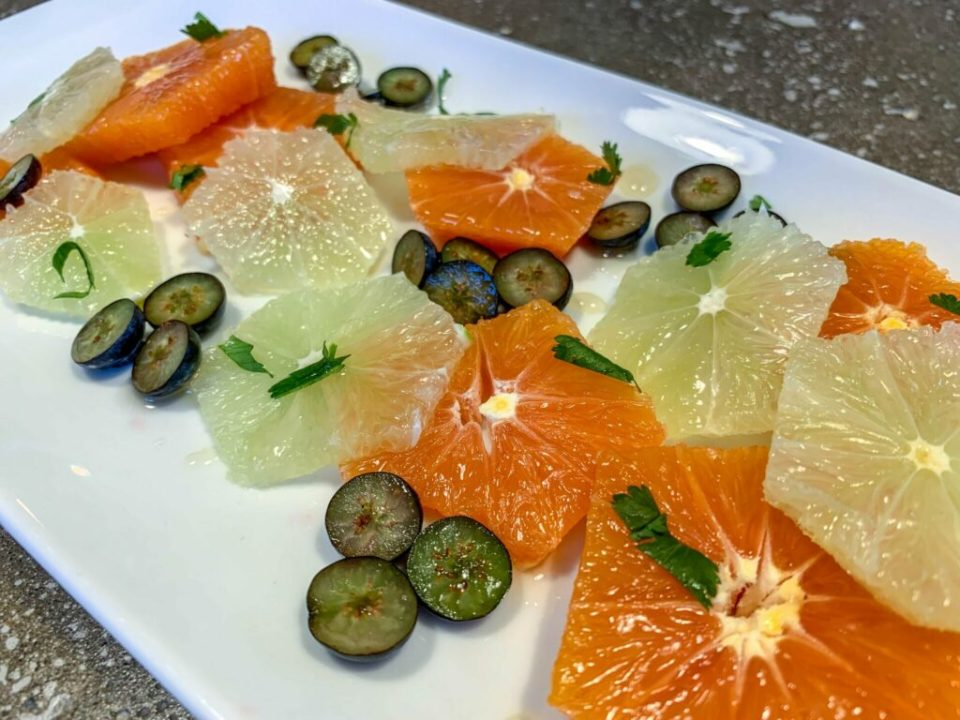 Citrus Salad: 3ten.ca