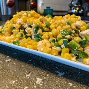 Corn and Feta Salad: 3ten.ca