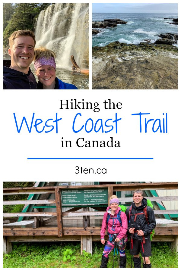 West Coast Trail: 3ten.ca