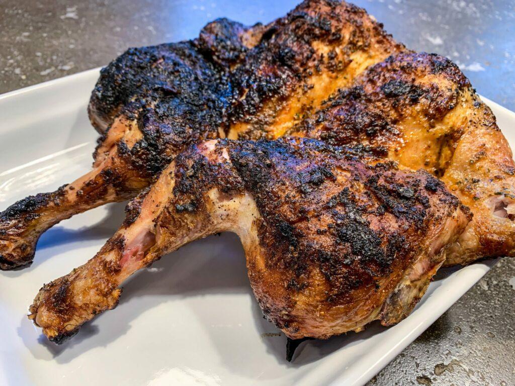 Flat BBQ Chicken: 3ten.ca